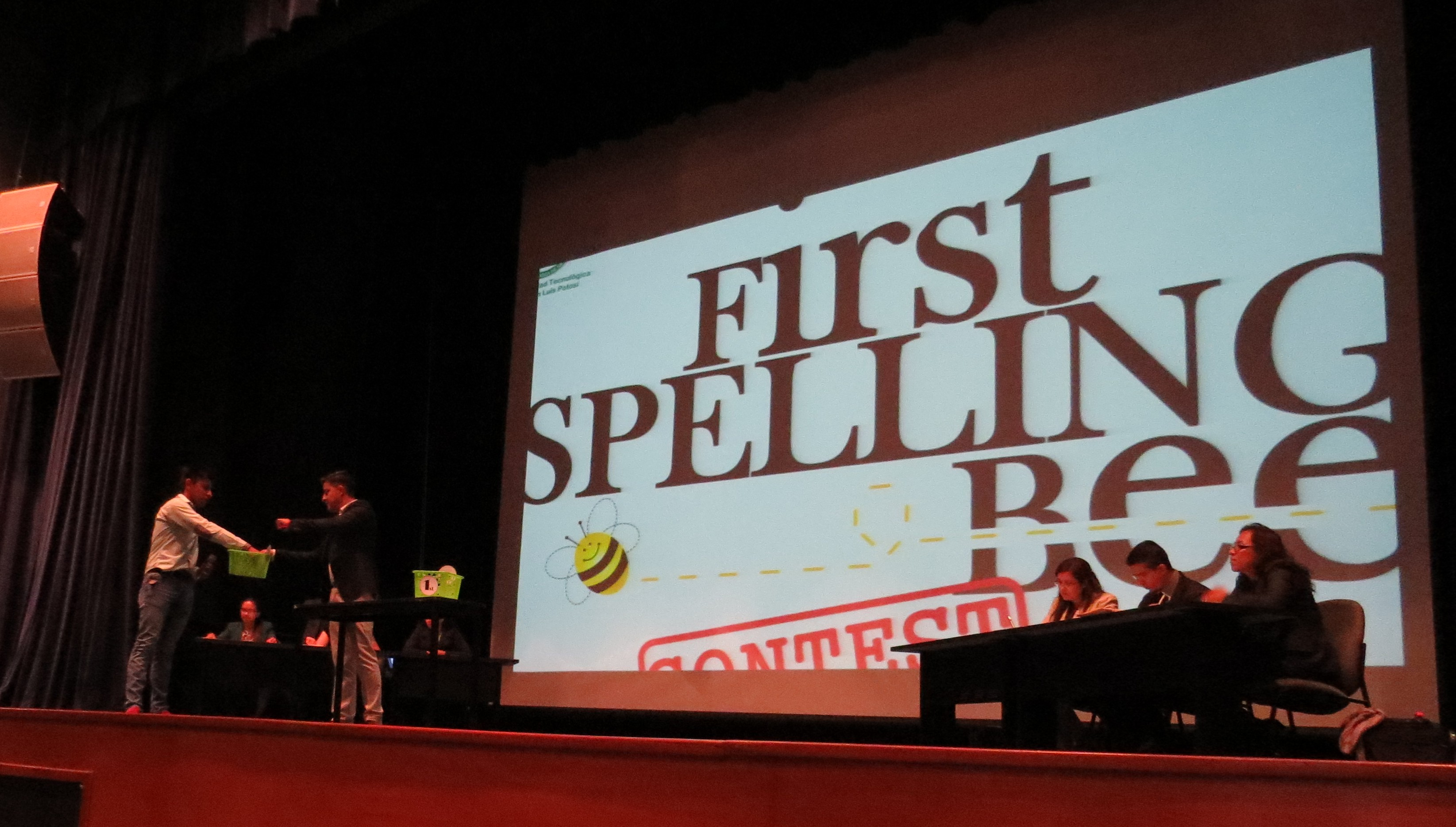 Spelling Bee contest 5
