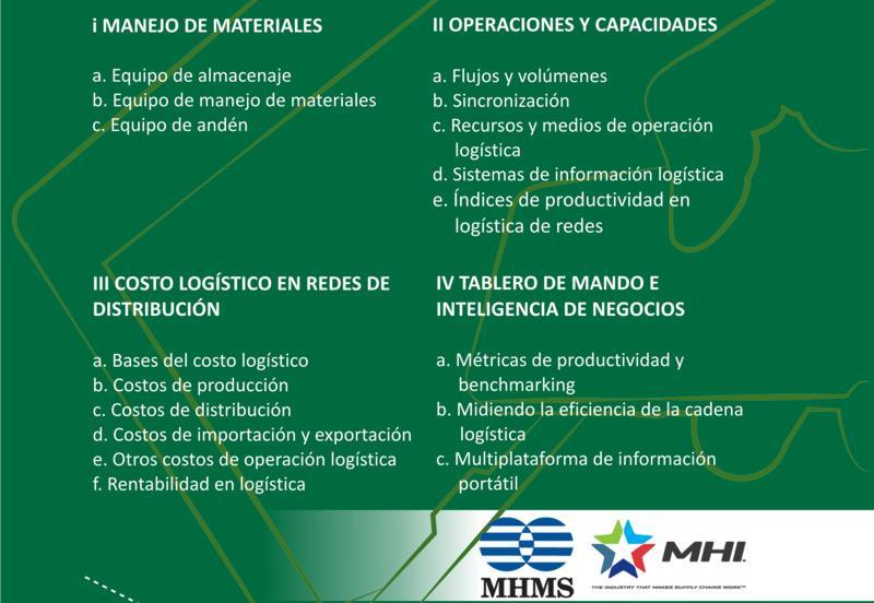Certificacion en Logistica