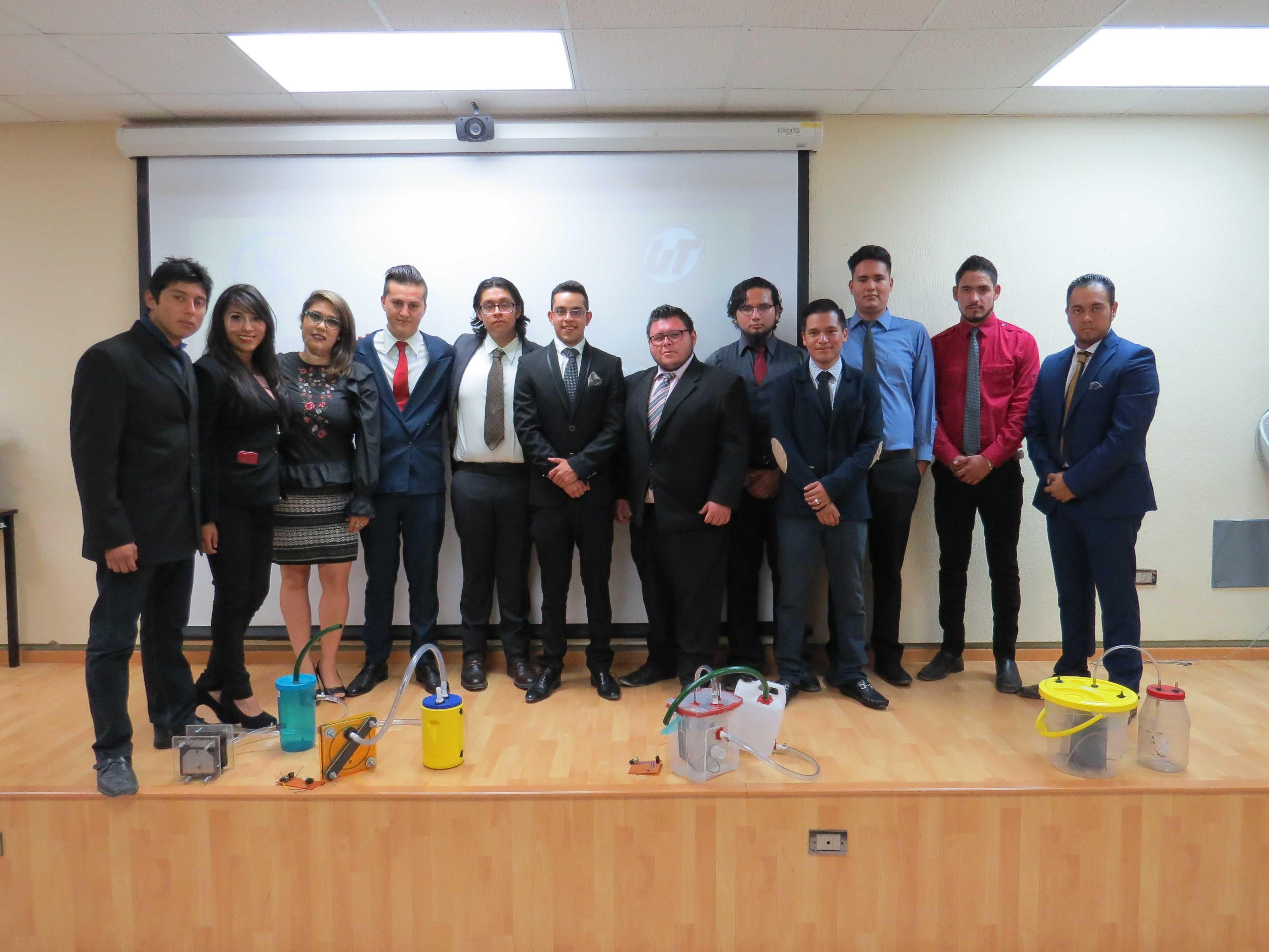 Proyecto Innovador: Celda de hidrógeno